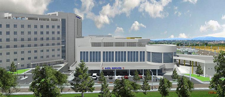 Ankara Gölbaşı Devlet Hastanesi
