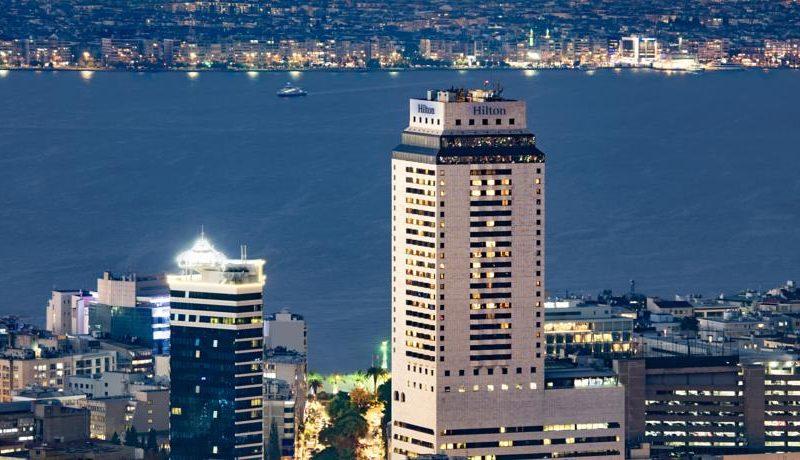 Hilton İzmir Ortak Alanları